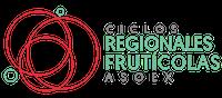 Ciclos Regionales Frutícolas de Asoex Logo
